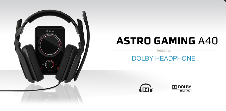 Consumer - Find Products - Games - Headsets - Astro Gaming A40