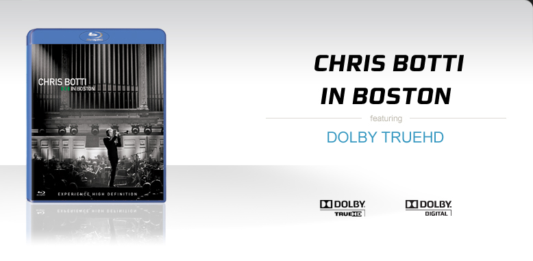Consumer - Find Products - Home Theater - Blu-Ray - Chris Botti in Boston