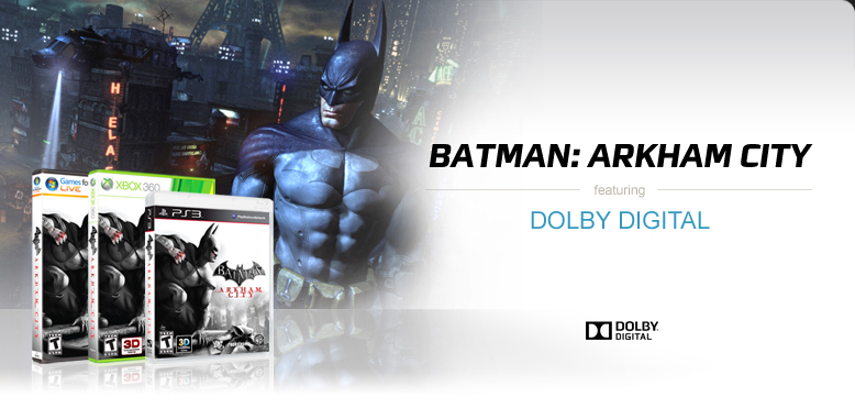 Batman Arkham City 비디오 게임