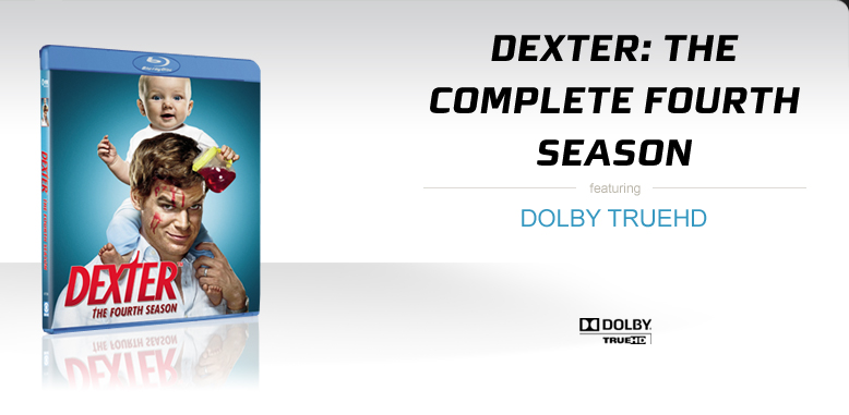 Consumer - Find Products - Home Theater - Blu-ray - Dexter The Complete 4th Season