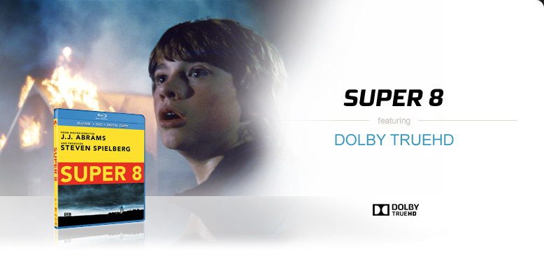 Super 8 on Blu-ray with Dolby TrueHD