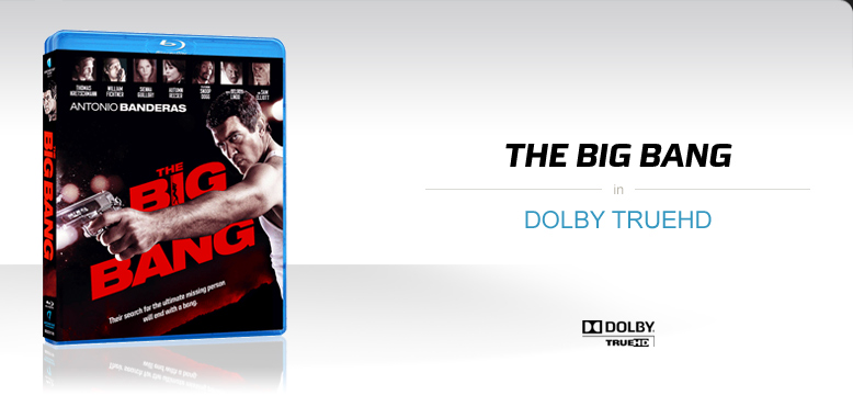 The Big Bang in Dolby TrueHD