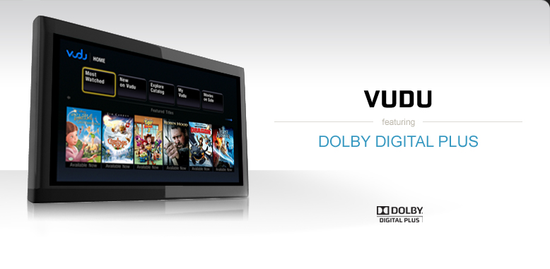 VUDU Streaming Movie Service