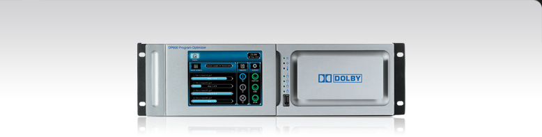Dolby DP600-C Program Optimizer