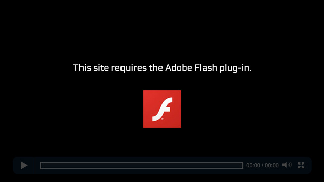 Video Player 16:9 Large Noflash