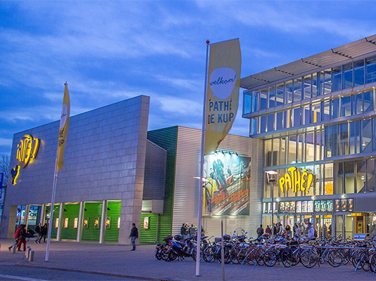 Dolby cinema de totale bioscoopbeleving for Pathe the kuip